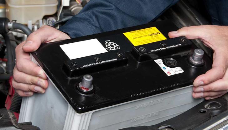 Como descartar corretamente sua bateria?